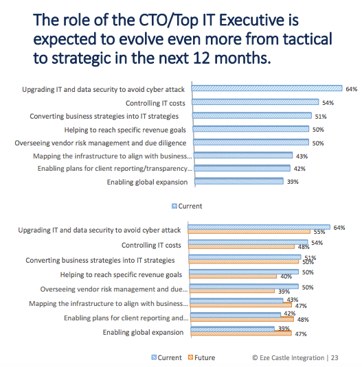 Private Equity CTO Responsibilities