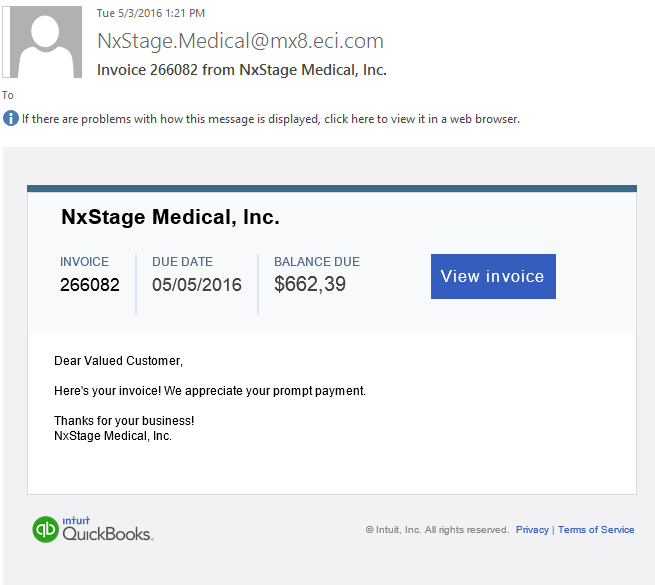 Phishing Email Example Targeting Hedge Funds