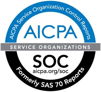 Sas 70 ssae 16 and soc understanding audit terminology aicpa service organization control reports logo fandeluxe Choice Image