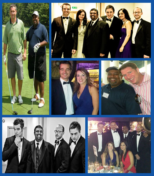 hedge funds care events collage