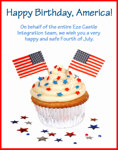happy fourth of july from eze castle integration