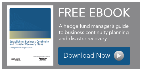 eze castle integration guide to disaster recovery planning