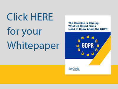 What U.S. Based Firms Need to Know about the GDPR