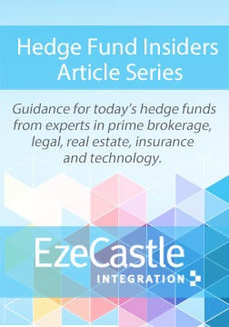 Hedge Fund, Primer Broker Relationship