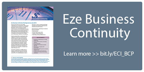 business continuity planning data sheet
