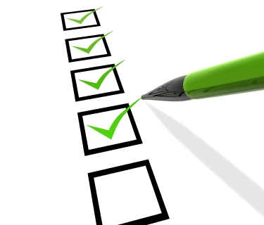 Your Technology Checklist