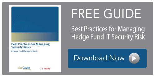 Hedge Fund IT Security Guidebook