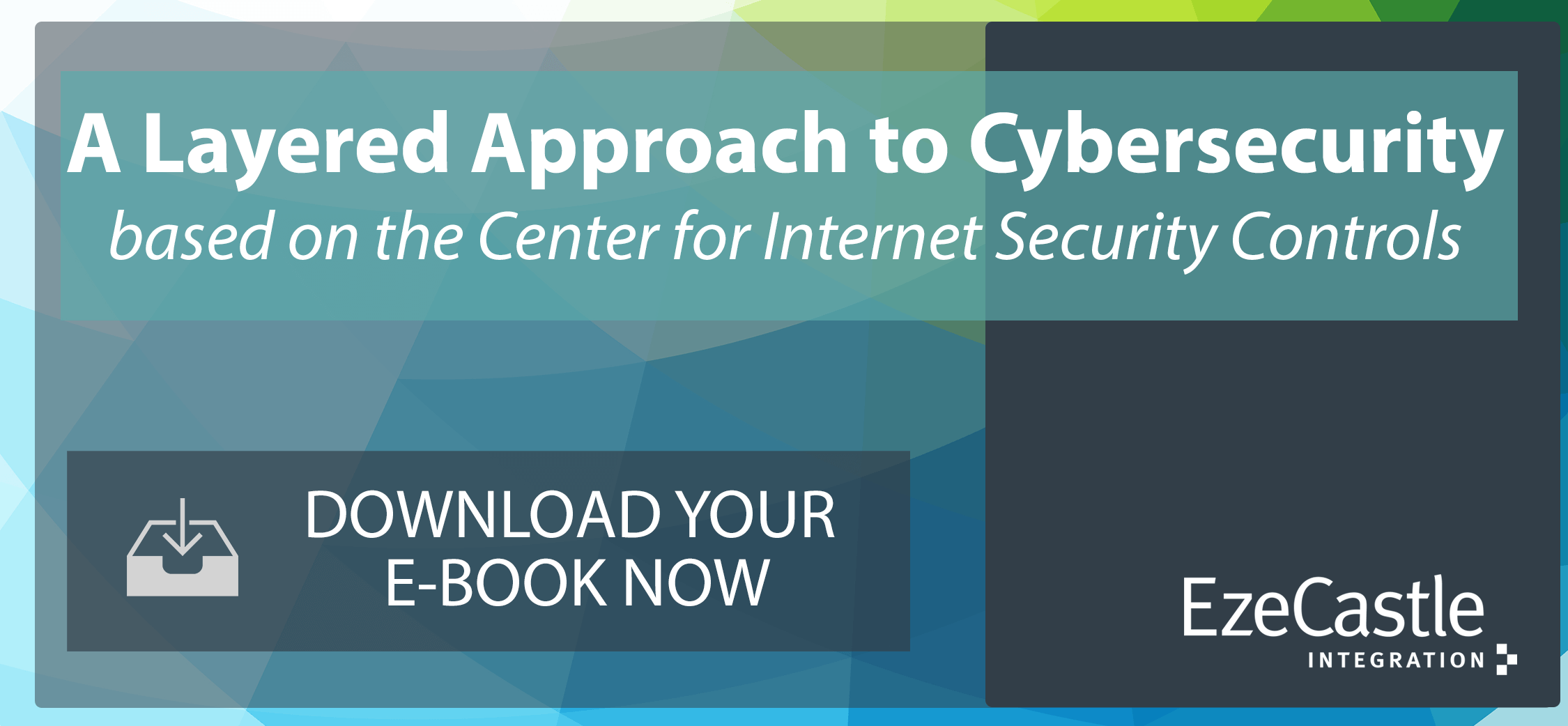 A Layered Approach to Cybersecurity eBook