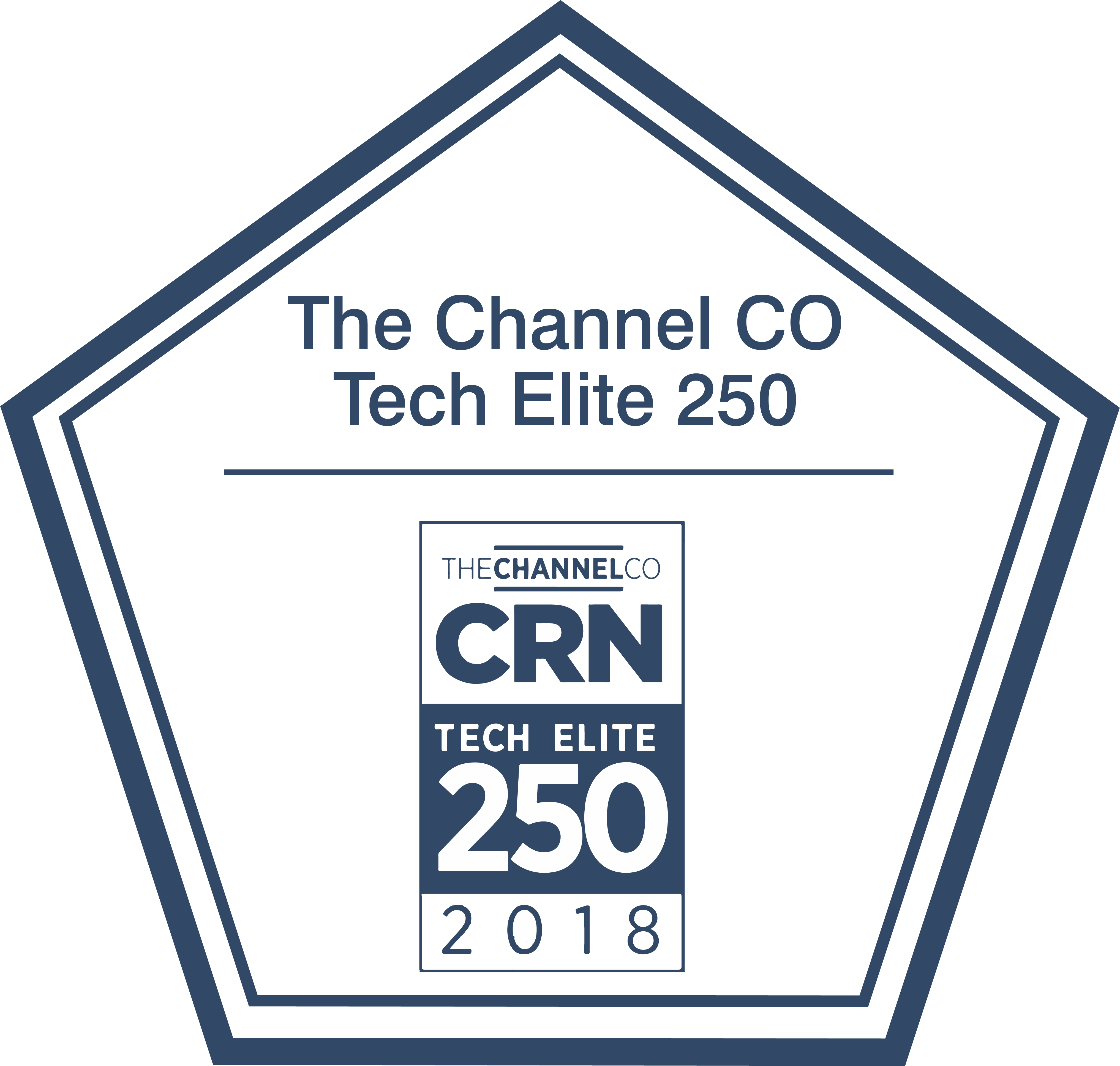 CRN Tech Elite-2018