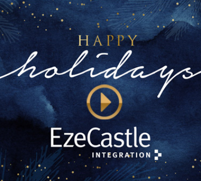 Happy Holidays From All Of Us At Eze Catle Integration!
