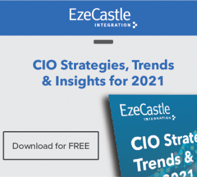 CIO Trends, Strategy & Insights for 2021 (New Whitepaper + Webinar Replay)