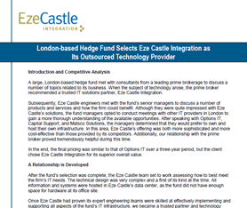 Case Study: London Firm Outsources IT to Eze Castle