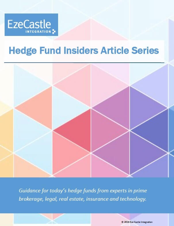 Hedge Fund Insiders Article Series