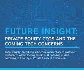 Infographic: Private Equity CTO Survey