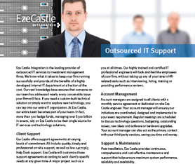 Data Sheet: Outsourced IT & Help Desk