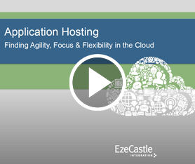 Webcast: Finding Agility & Focus with Application Hosting