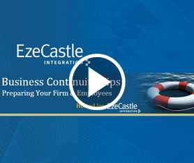 Webcast: BCP Tips for Your Firm and Employees