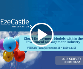Webcast: 2013 Cloud Usage Survey Results