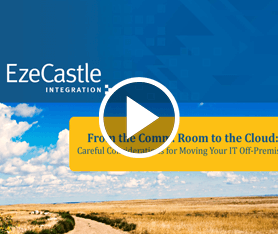 Webcast: From the Comm. Room to the Cloud