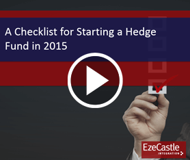 Webcast: Starting a Hedge Fund in 2015