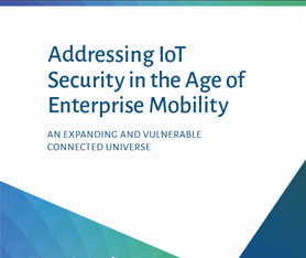 Whitepaper: IoT Security in the Age of Enterprise Mobility