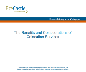 Whitepaper: The Benefits and Considerations of Colocation Services