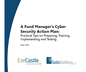 Whitepaper: A Fund Manager's Cyber Security Action Plan