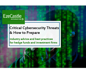 Whitepaper: Critical Cybersecurity Threats to Hedge Funds