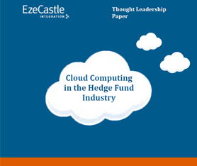 Whitepaper: Cloud Computing in the Hedge Fund Industry