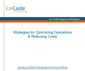 Whitepaper: Strategies for Optimizing Operations and Reducing Costs