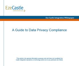 Whitepaper: A Guide to Data Privacy Compliance