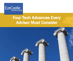 Whitepaper: Four Tech Advances Every Advisor Must Consider