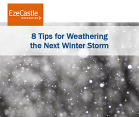 eBook: 8 Tips for Weather-Related Business Continuity Planning